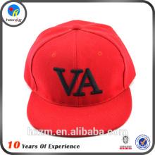Petite Quantité Brodée Brochure Red Color Cheap Snapback Hat