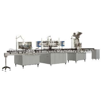 Газированный напиток Авто мойки, заполнения и запечатывания производства