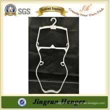Fabrication expérimentée Expédition directe en plastique Swimwear Hanger
