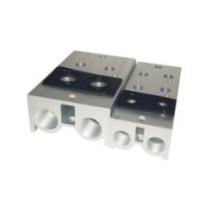 accesorios de válvulas de solenoide múltiple encaje serie 3v