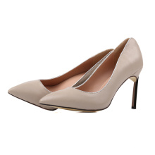 Fashion MID High Heel Pointed Toe Dress Shoes (HCY02-1806)