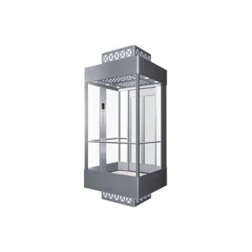 Mr Gearless Machine Room Observation Passenger Elevator Factory Price