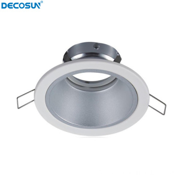 Encastré LED Downlight GU10 MR16 Frame