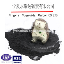 Anthracite coal black activated charcoal powder for sale