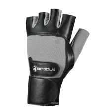 Weight Lifting Handschuhe mit langem Armband (0130012A)