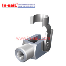 DIN 71751 Flexible Fork Clevis Joint with Inner Threaded End