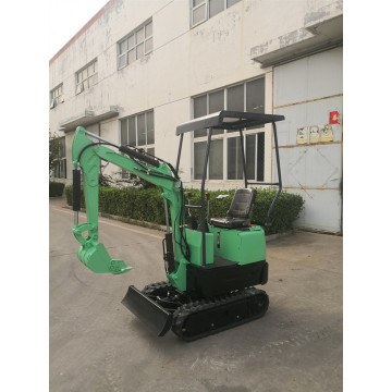Chinese Digger For Garden 800kg 1,5 Farm 1 Ton Mini Excavator