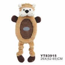 Animal forma juguete mascota juguete para perro (yt83915)