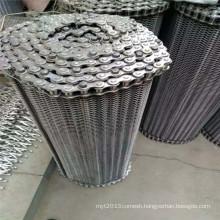 304 Balanced stainless steel wire mesh conveyor belt