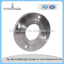 12820-80 flange dn65 pn16 deslizamento de aço no flange