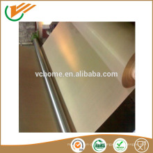 Usure de construction antidérapante ptfe tissu revêtu de verre