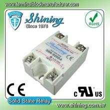 SSR-S25DA 25 Ampere DC zum Wechselstrom-Einphasen-SSR-Halbleiterrelais