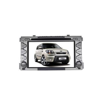 6.2 Inch Car DVD Player for 2010 KIA Soul (TS6826)