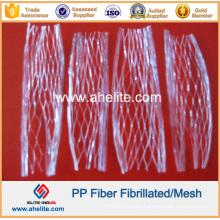 Polypropylene Fibrillated Fiber Micro Synthetic Fibers