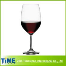 Hochreines Rotweinglas, Klarglas Weintrinkglas