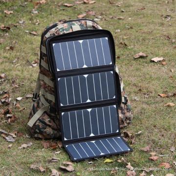 2017 Hot vente 26W portable flex petite taille petit prix petit panneau solaire