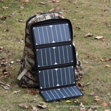 2017 Hot selling 26W portable flex small size low price mini solar panel