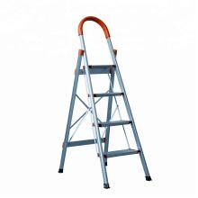 3 step Aluminium Folding Stick ladder