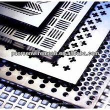 Metal Perfurado (S235JR) Fabricante