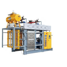 Custom ICF mold with EPS shape mould machine