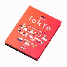 Gebundenes farbenreiches kundengebundenes Design-Buch-Drucken