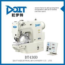 Maquina de costura de la computadora industrial de China para atar nudos DT430D