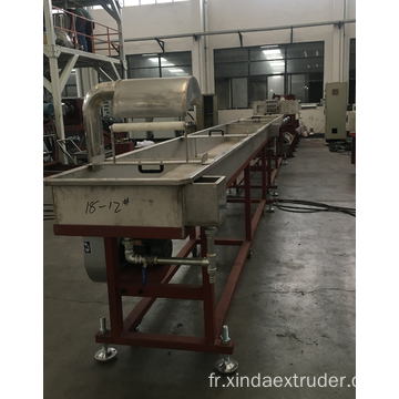 Extrudeuse en plastique PET Machine de granulation