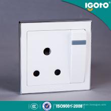 Igoto Britischen Stil B9015 15A Hohe Qualität Fabrik Preis Schalter und Buchse