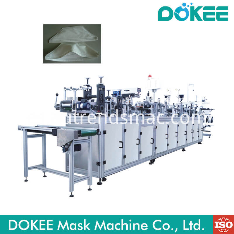 Duckbill Masks Making Machine