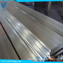 GB9787 thickness 5mm TR and cold draw 321 Stainless Steel Flat Bar
