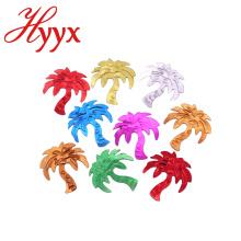 HYYX gros personnalisé couleur enfants fête fournitures paillettes / décoration de Pâques sequin