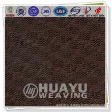 Warp Knitting Spacer Tela respirável do assento de carro Mesh