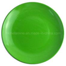 9inch красочные обеденный стол меламина