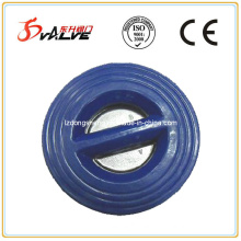Dual Plate Check Valve Suitable for Water, Sewage