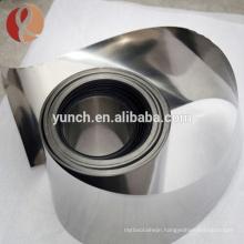 excellent quality best price for gr5 titanium foil