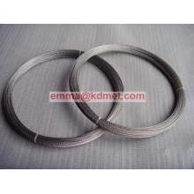 Molybdenum Black Wire /High Purity Molybdenum Wire/ Molybdenum Coil