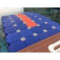 Heavy duty HDPE Plastic easy assemble jet ski floating dock plastic pontoon cubes