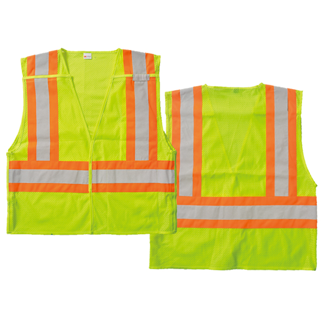 Safety Vest with Inner Pocket