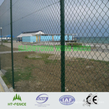 Very Visible and High Security Chain Link Fencing