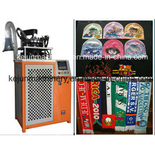 Double System High Speed Cap Knitting Machine