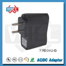 5v 0.5a / 0.3a adaptateur secteur américain