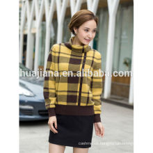2015 winter women's thick cashmere turtleneck sweater