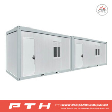 Low Cost Prefabricated Container House Building