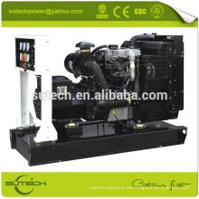 Elektrischer Dieselaggregat 50Kw / 62.5Kva, angetrieben durch 1104A-44TG1engine