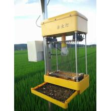 Lampe insecticide solaire intérieure et extérieure