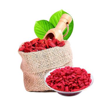 Certified Ningxia Organic Dried Goji Berry for Wholesale