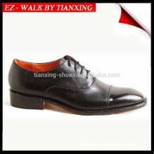 Офисные кожаные ботинки с натуральной кожи верхней