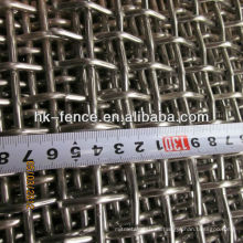 Malla de alambre prensado de alta calidad / pantalla de agregado