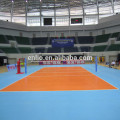 PVC Indoor Volleyball Bodenmatte