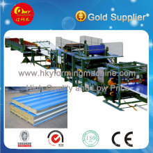 Popular EPS Sanwich Panel Cold Forming Line